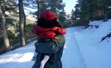 Rescatada una familia con dos menores tras quedar atrapados por la nieve en el Parque de Cazorla