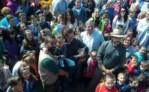 Liberado en La Iruela el segundo pollo de quebrantahuesos en lo que va de año