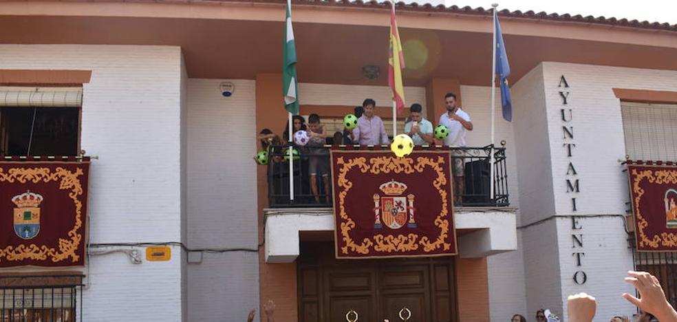 Churriana de la Vega celebra sus Fiestas Patronales en Honor a la Virgen de la Cabeza 2017