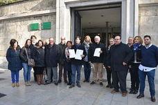 Churriana denuncia recortes en los autobuses metropolitanos