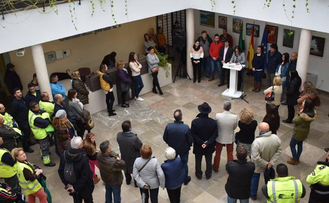 Churriana hace una declaración institucional por el Día de la Mujer