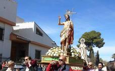 El Cristo Resucitado recuperó su recorrido tradicional después de 27 años