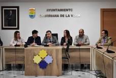 Un PFEA facilita la contratación de 50 personas en Churriana