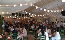 El calor acompaña a la Feria del Mediodía