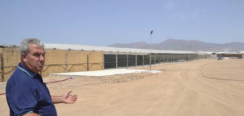 Balerma contará con un varadero seco para 120 barcos a finales de este mes