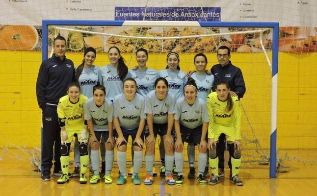 Las chicas del CD El Ejido continuarán siendo guerreras en Segunda División