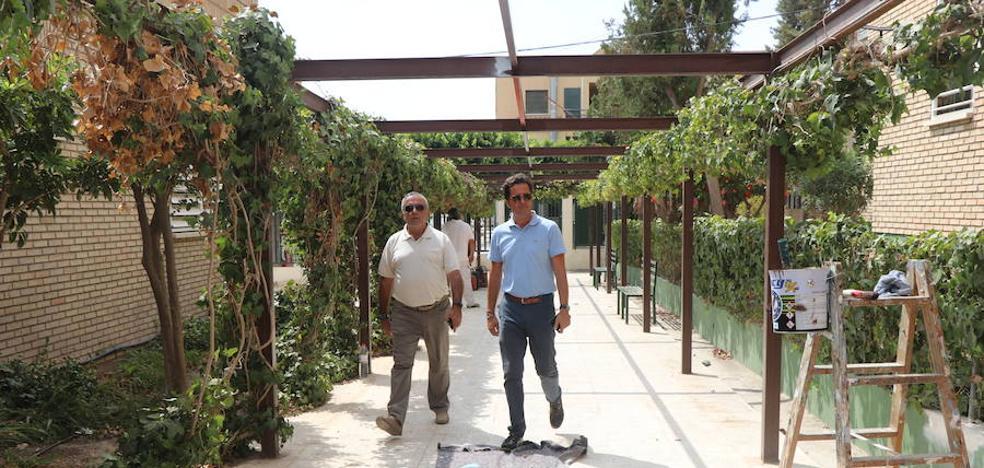El Ayuntamiento pone a punto los centros educativos de cara al inicio del nuevo curso