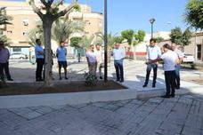 La Plaza Francisco Velarde estrena nueva imagen y más accesibilidad