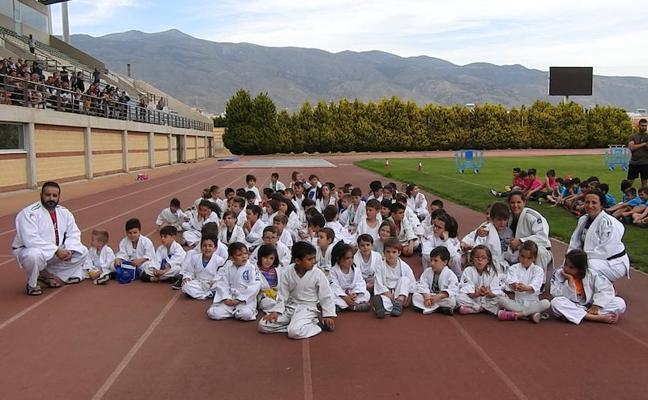 Arranca la nueva temporada de las escuelas deportivas con 40 disciplinas distintas
