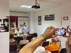 Ángeles Fernández repite como coordinadora local de IU
