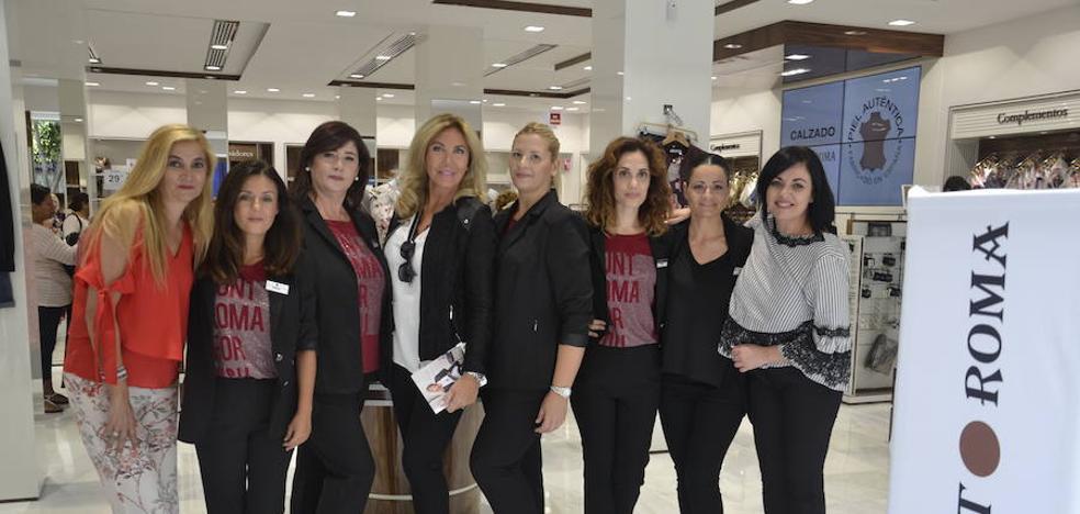 Punt Roma abre nueva tienda en El Ejido con Norma Duval