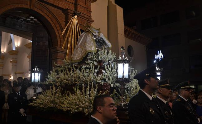 El Ejido comienza los actos religiosos en honor a su patrona, la Divina Infantita