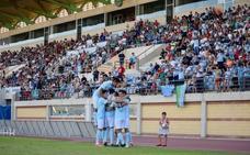 El CD El Ejido tras la 'manita' al Lorca Deportiva mira a la Balona