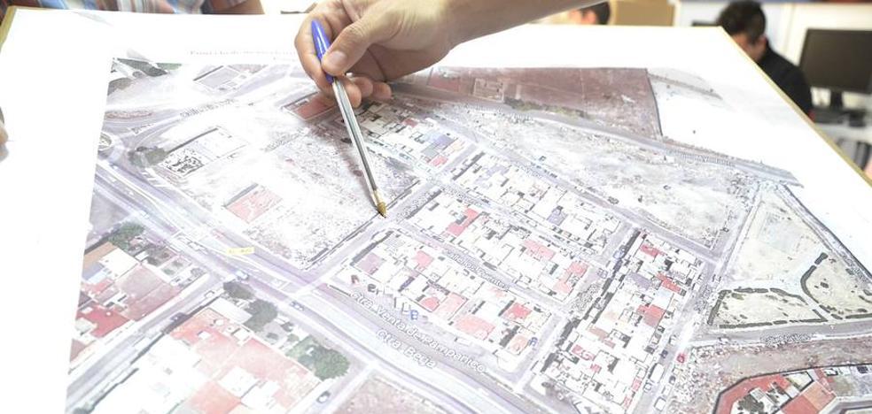 La carretera de Pampanico en El Ejido contará con tres glorietas y renovará su firme en primavera