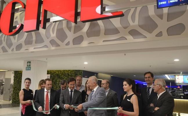 El Ejido recupera sus cines con siete nuevas salas desde COPO