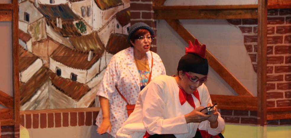 Más de 5.000 estudiantes disfrutarán de una veintena de obras de teatro escolar