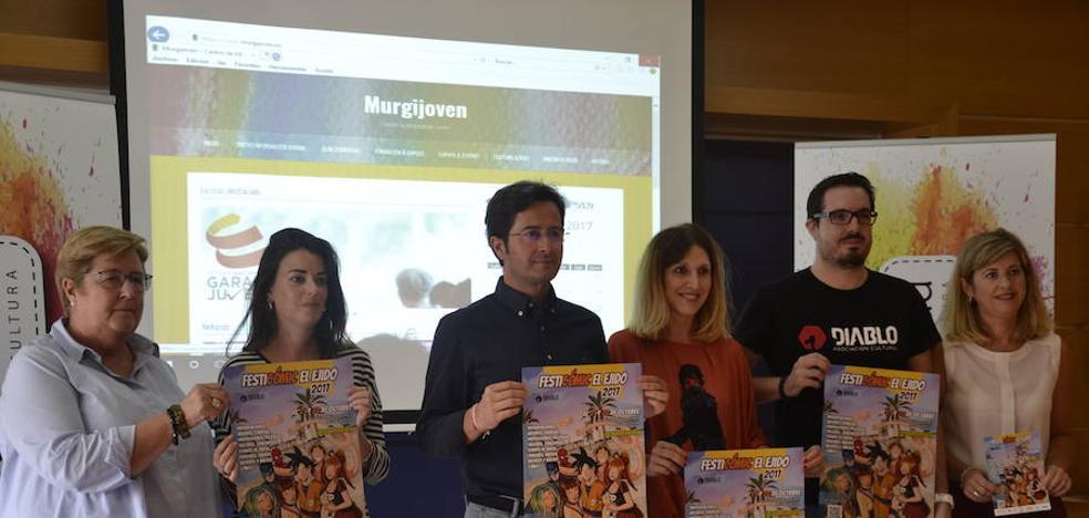 Murgijoven estrena Web y un programa que busca llegar a casi 27.000 jóvenes