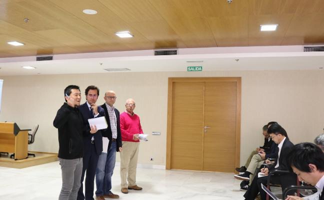Cooperativistas japoneses toman nota de las certificaciones del agro ejidense