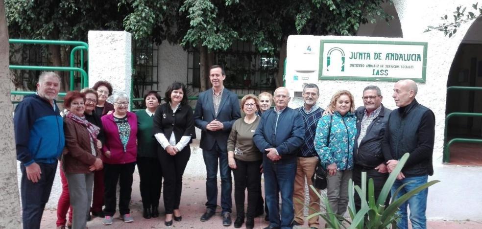La Junta amplía el Centro de Participación Activa de Personas Mayores de El Ejido