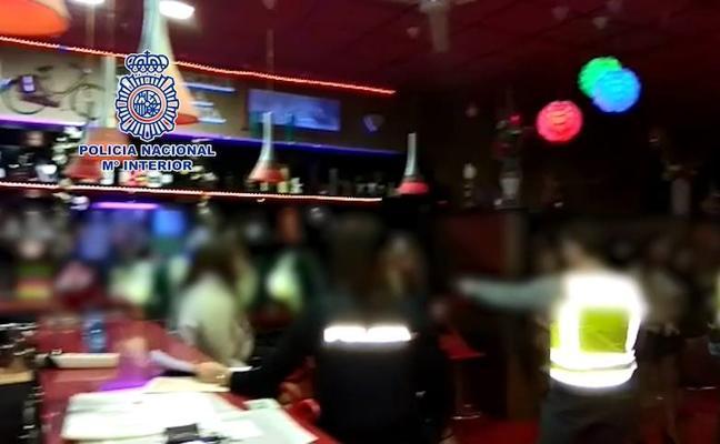 Engañaban a jóvenes de Rusia y Ucrania para que vinieran a Almería a prostituirse