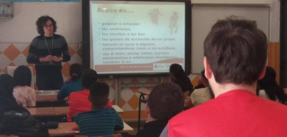 Más de 90 menores participan del proyecto ACA de Cruz Roja