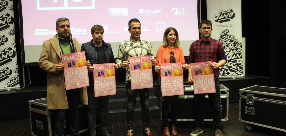 Se presenta la segunda edición del Plastic Festival con figuras como 'Viva Suecia' y 'Barry Brava'