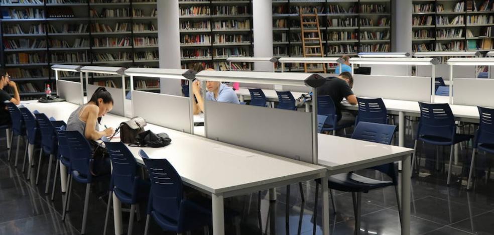 La Biblioteca de El Ejido amplía su jornada a 12 horas de lunes a viernes