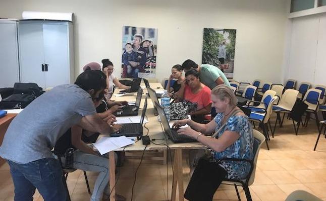 El Ayuntamiento organiza cursos para mujeres sobre búsqueda de empleo por internet