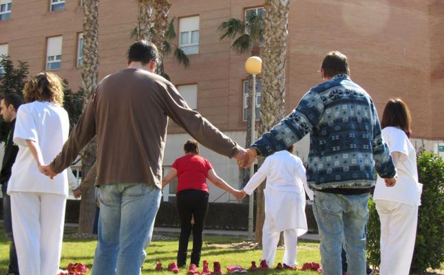 El Poniente cierra el año con más de 260 ingresos en Salud Mental