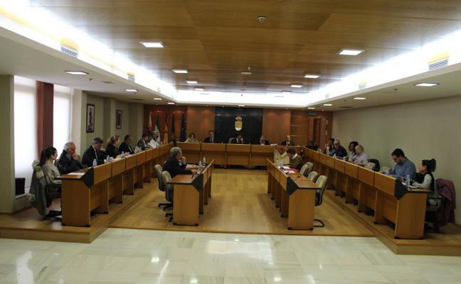 El Pleno aprueba la adjudicación del servicio municipal de basuras solo con los votos a favor del grupo municipal del PP