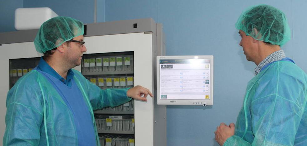 El Hospital de Poniente inicia un proyecto de Registro de Implantes Quirúrgicos