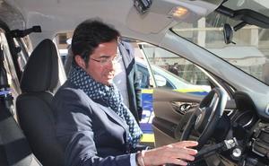 La Policía Local de El Ejido incorpora cinco nuevos vehículos tipo SUV a su parque móvil