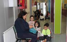 El colegio como nexo de unión entre niños y abuelos en Las Norias
