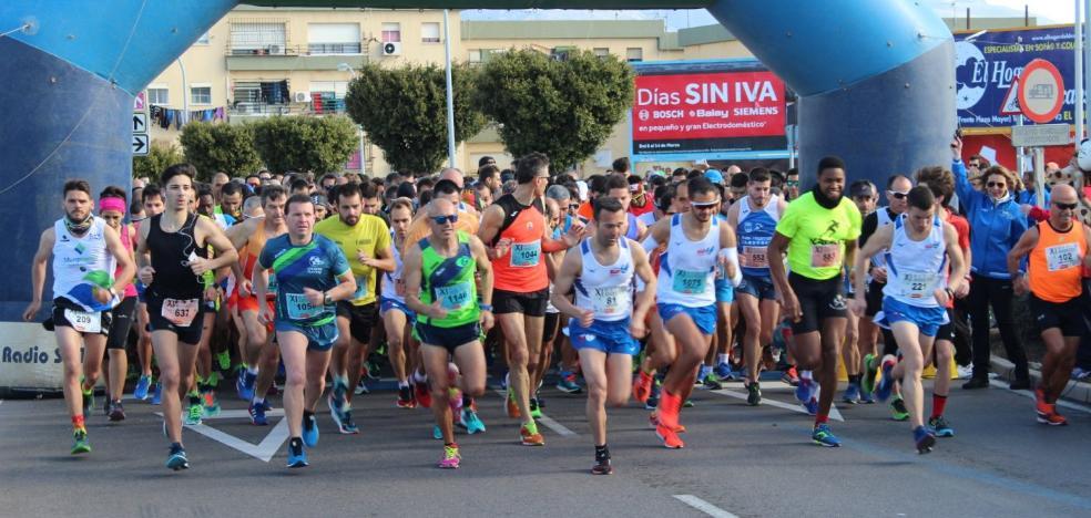 Los corredores vuelan en El Ejido