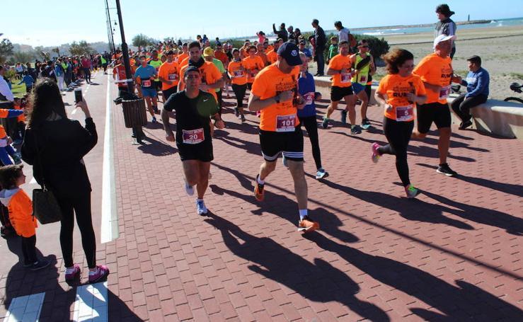 Más de 400 personas corren por los niños de Siyakula