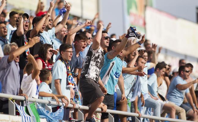 Tres peñas del CD El Ejido piden que el club se llame Poli Ejido