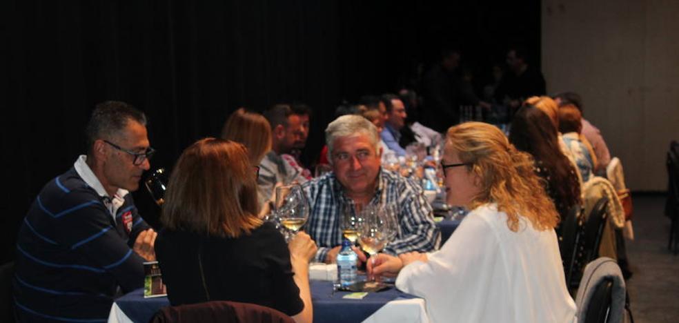 La cata de vinos de San Marcos pone aroma, color y sabor en las fiestas