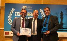 El Registro de Implante Quirúrgico de la Agencia Sanitaria Poniente recibe un premio