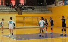 Mañana intensa de partidos en la segunda jornada del campeonato Cadeba de balonmano cadete