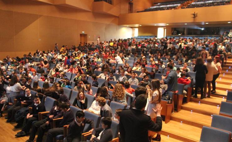 Más de medio millar de estudiantes ejidenses se convierten en ciberexpert@s