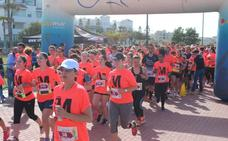 Las mujeres ejidenses se reivindican como runners