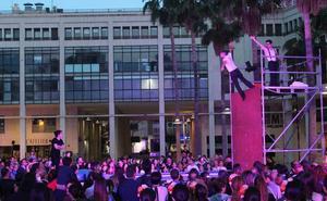 Espectacular inauguración del Festival de Teatro