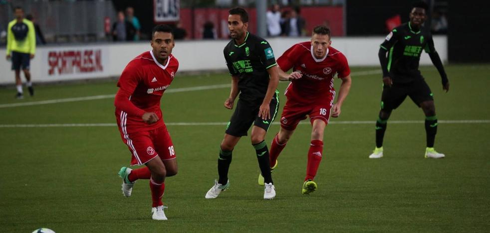 El Granada estrena la pretemporada empatando a tres goles frente al Almere