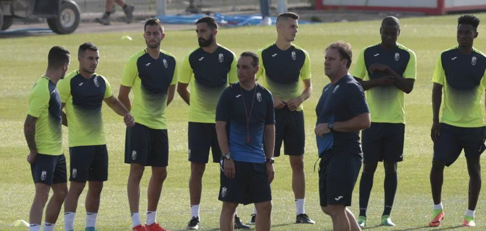 El Granada CF empezará la Liga ante el Albacete en casa