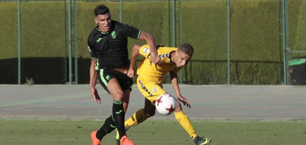 El Granada B iniciará la liga en casa ante el recién descendido UCAM Murcia
