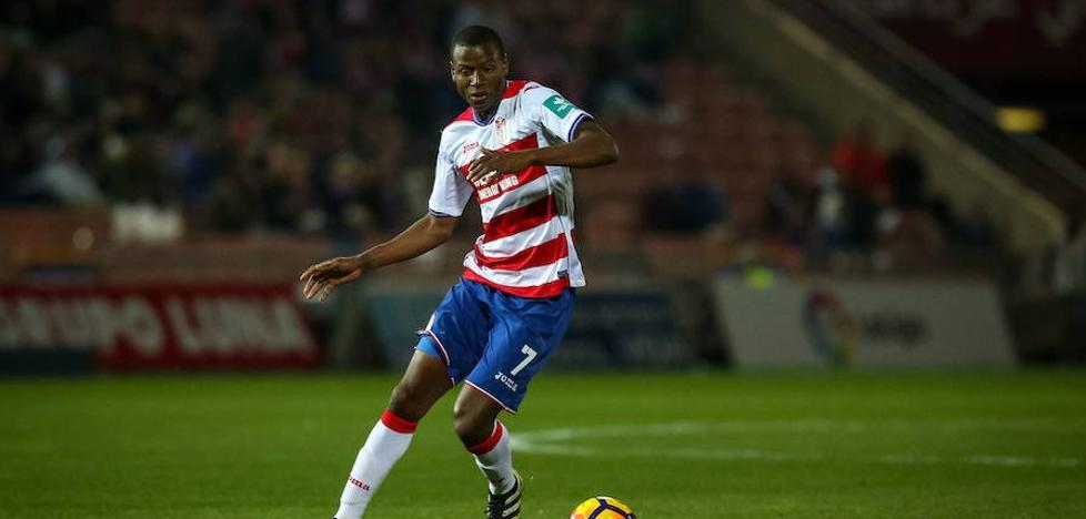 Adrián Ramos quiere irse del Granada
