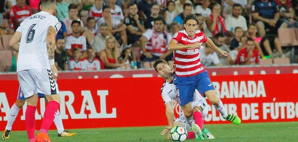 El Albacete bloquea la primera alegría de la temporada