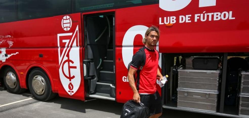 Krhin ultima su salida y Ortuño se reunirá con Las Palmas esta semana