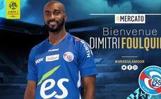 Foulquier, nuevo jugador del Estrasburgo