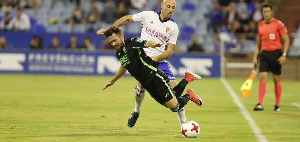 El Granada CF es eliminado por el Zaragoza en la Copa